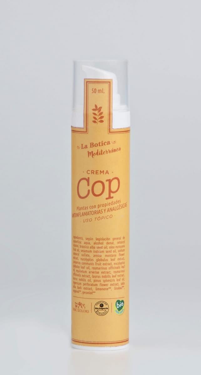 Crema analgésica antiinflamatoria